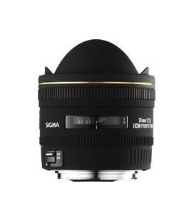 SIGMA 10mm F2.8 EX DC HSM FISH EYE FOR CANON
