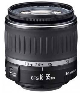 CANON EF-S 18-55mm f/3.5-5.6 III DC (OBJETIVO DE UN KIT - SIN CAJA)