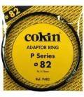 COKIN ADAPTER RING P SERIES 82 MM.