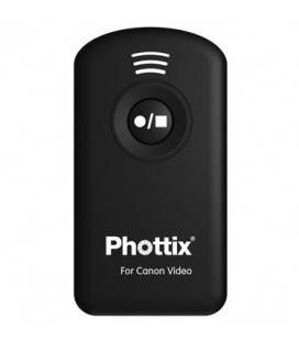 PHOTTIX VIDEO REMOTE CONTROL FOR CANON 500D - 550D - 60D - 7D  - 5D Mark II - 1D Mark IV