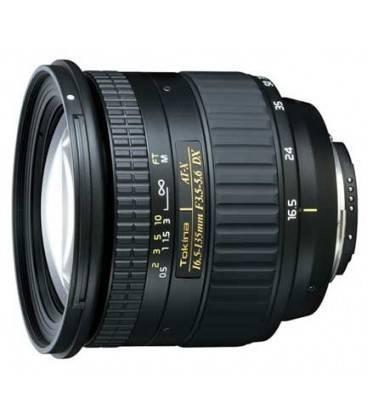 TOKIN 16,5-135mm f/3,5-5,6 AT-X DX PER CANON