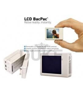 GOPRO LCD BAC PAC - HECKSCHEIBE (ALCDB-001)