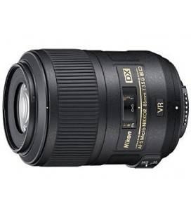 NIKON 85mm f/3.5G ED VR AF-S DX MICRO NIKKOR