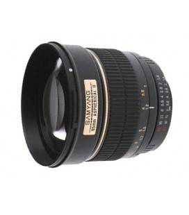 SAMYANG 85 mm f/1.4 AE FOR NIKON