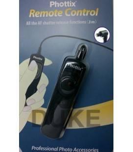 CONTROLLO REMOTO DI FOTTIX PICCOLO C8 PER CANON EOS 10D/20D/30D/30D/40D/40D/50D/5D/5D Mark II/7D/1D 1Ds Mark I-IV