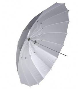PHOTTIX POUR PARAPLUIE PRO RÉFLECTEUR RÉFLECTEUR SHOOOT-THROUGH 182 CM.
