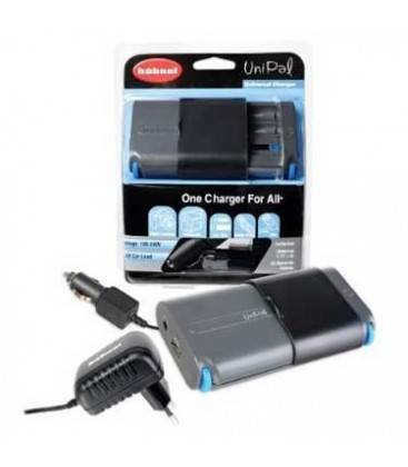 CHARGEUR UNIVERSEL HAHNEL UNIPAL