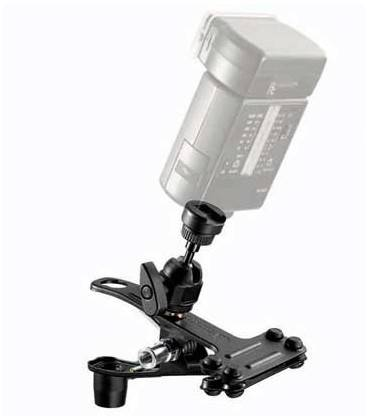 MANFROTTO PINZA SPRING CLAMP W/SHOEFLASH 175F-1