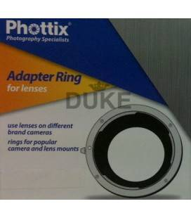 PHOTTIX NIKON ADAPTER (EXCEPT G ) TO MICRO 4/3