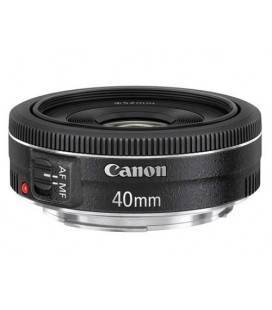 CANON EF 40mm f/2.8 STM + FREE 1 an VIP MAINTENANCE SERPLUS CANON