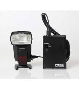 PHOTTIX POWER CABLE PPL-200 POWER PACK FOR CANON