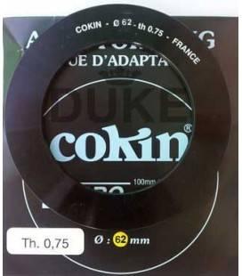 ADAPTATEUR COKIN RING Z SÉRIE 62 MM.