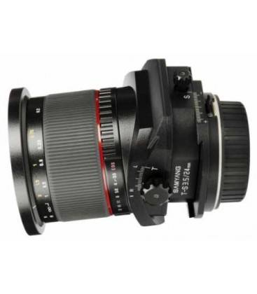 SAMYANG 24mm F3.5 TILT SHIFT ED AS UMC PARA CANON