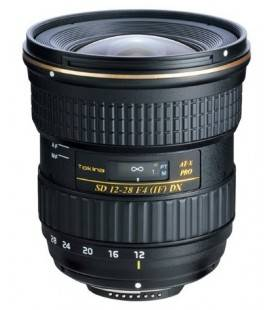 TOKINA 12-28MM F/4.0 AT-X PRO DX PER CANON