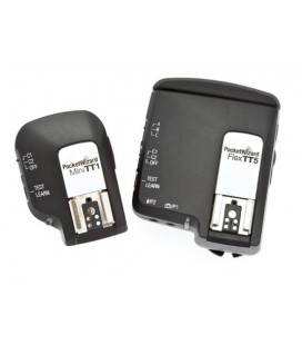 POCKET WIZARD FELX TT5 + MINI TT1 PARA CANON