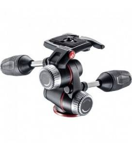 MANFROTTO ROTULA 3 WAY X PRO CON ZAPATA RAPIDA 200PL