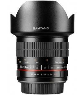 SAMYANG 10mm f/2.8 AE ED AS NCS SUPER BIG ANGULAR FOR NIKON