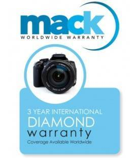 3 YEAR WARRANTY /ACCIDENT INSURANCE FOR PURCHASES UP TO 1500 EUROS - MACK DIAMOND 1812