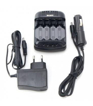 POWEREX CARGADOR MH-C401FS