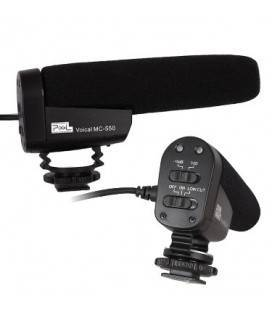 PIXEL MICROPHONE MC550 P/VIDEO DV/DSLR