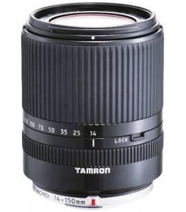 TAMRON ZIEL AF 14-150 mm F:3.5-5.8 Di III MICRO VIER DRITTE (52mm) (PANASONIC UND OLYMPUS) SCHWARZ