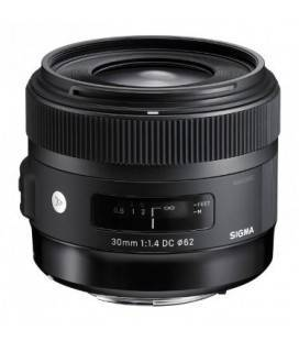 SIGMA 30MM F/1.4 EX DC HSM ART FOR CANON
