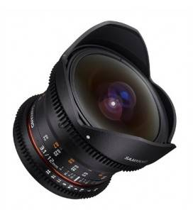 SAMYANG 12MM T/3.1 ED AS NCS VDSLR PER CANON