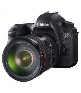 CANON EOS 6D + EF 24-105 3.5-5.6 IS STM + 60 EUROS REIMBURSEMENT CANON