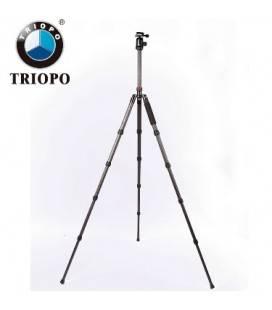 TRIOPO TRIPODE GT-2805 C+B-2 - FIBRA DE CARBONO