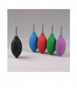 MATIN PEAR LARGE AIR (BLACK SILICONE) M6226-1