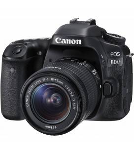 CANON EOS 80D + KIT 18-55MM IS STM + SAC DSLR GRATUIT