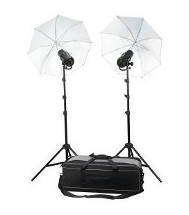 PROFOTO KIT D1 STUDIO 500/500 AIR AIR INCL. AIR REMOTE