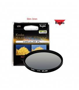 KENKO CIRCULAR POLARIZING FILTER PLC SLIM 82MM