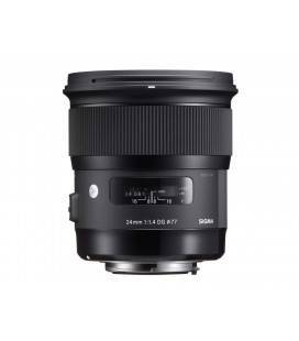 SIGMA OBJECTIVE 24mm f1.4 DG HSM ART (CANON)