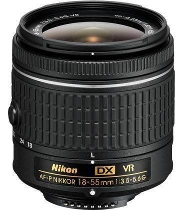 NIKON AF-P 18-55mm f/3.5-5.6G VR