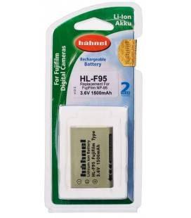 HAHNEL BATERIA HL-F95 (SOSTITUISCE FUJIFILM NP-95 )
