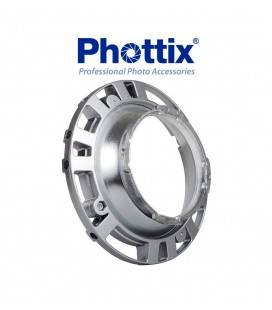 PHOTTIX ANILLO ADAPTADOR FLASH BOWENS P/HEXA