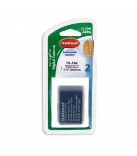 HAHNEL BATTERY HL-F60 (REPLACES FUJIFILM NP60)