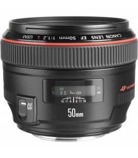 CANON EF 50mm f/1.2L USM + FREE 1 YEAR VIP MAINTENANCE SERPLUS CANON