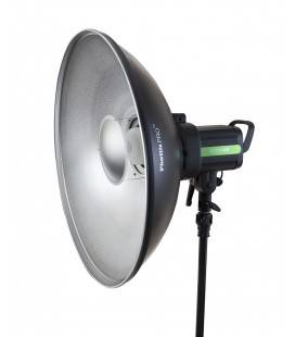 PHOTTIX BEAUTY DISH PRO MARK II (SILVER) 51CMS.
