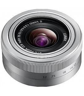PANASONIC LUMIX VARIO 12-32mm f/3.5 - 5.6 G PLATA