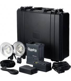 ELINCHROM KIT RANGER QUADRA HYBRID AS RX LI-ION PRO SET