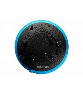 BOOMPODS AQUAPOD SPEAKER WITH BLUETOOTH 4.0CSR - AZIUL