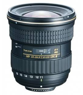 TOKIN 11-16mm f/2,8 DX II AF PRO ATX FOR CANON