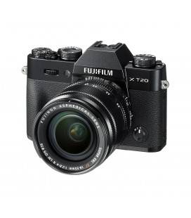 FUJIFILM XT-20 + XF 18/55MM F2.8-4 R LM OIS (BLACK) NEGRA