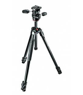 MANFROTTO  290XTRA TREPPIEDE C/ROTULA 3 VIAS