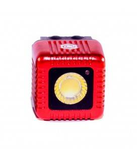 LUME CUBE TORCH (ONE LED) RED (LIMITED EDITION)