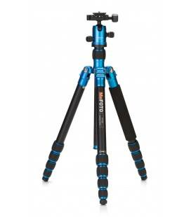 MEFOTO TRIPODE KIT ROADTRIP CLASSIC KIT AZUL (BLUE)