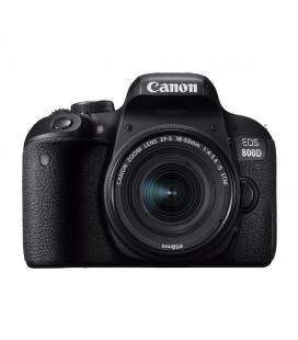 CANON EOS 800D + 18-55 IS STM + 1 AÑO MANTENIMIENTO VIP SERPLUS CANON