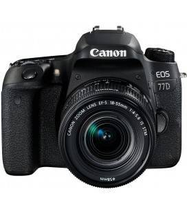 CANON EOS 77D + EFS 18-55 IS STM + GRATIS 1 YEAR MAINTENANCE VIP SERPLUS CANON